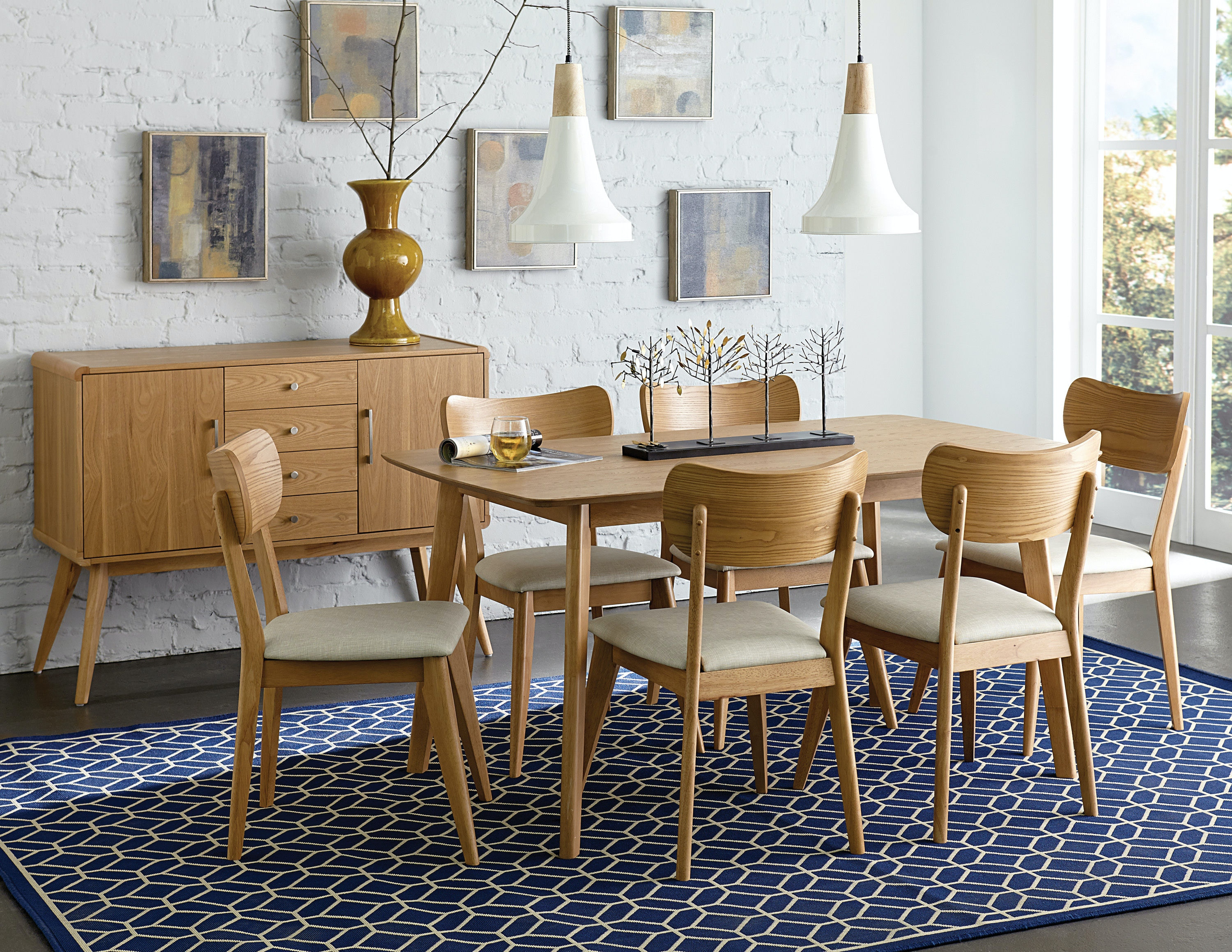 Homelegance Dining Room Dining Table