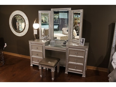 Homelegance (1/4) Counter Vanity With Drawer 1958-15C