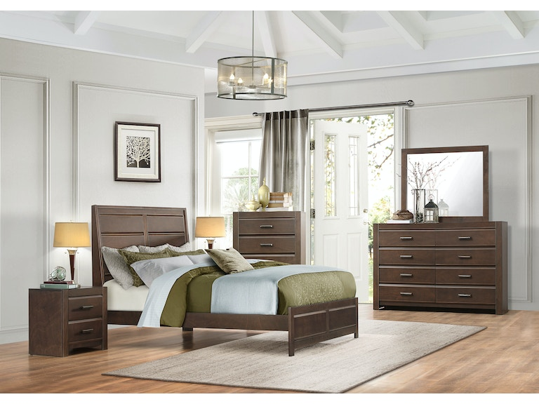 Homelegance Bedroom Chest D Noblin Furniture Pearl And