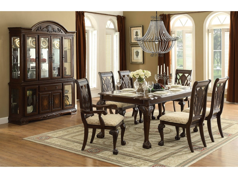 Homelegance Dining Room Table 5055 82