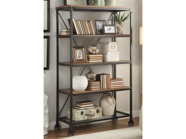 Homelegance Bookshelf 5099-17