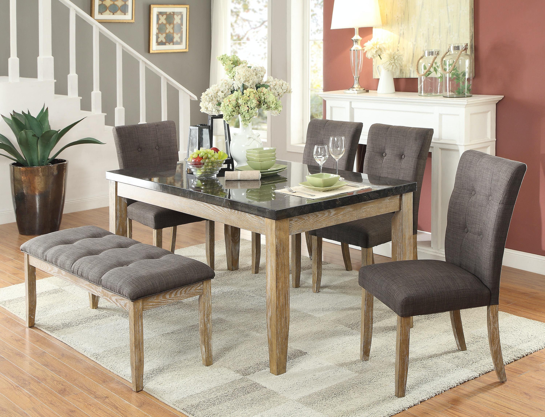 Homelegance Dining Table 5285 64