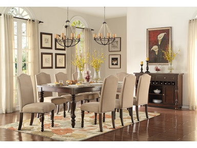 Homelegance Dining Table 5425 90