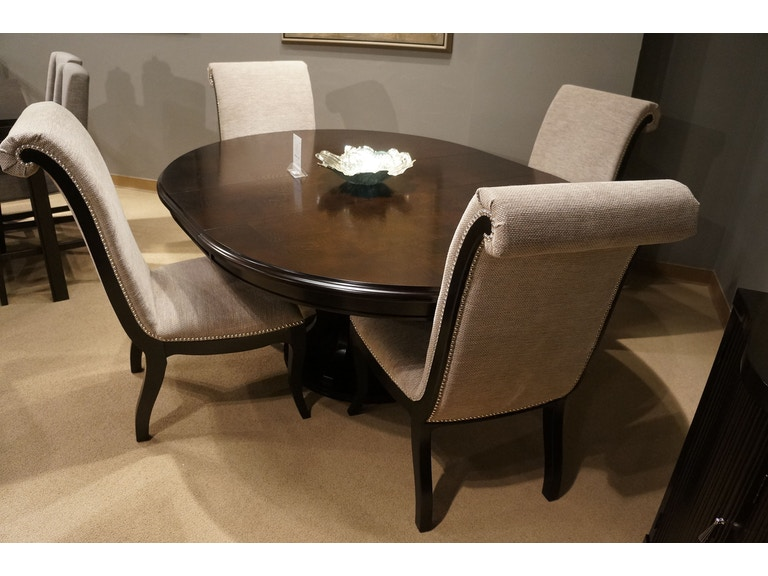 Homelegance 1 2 Round Oval Dining Table Top 5494 76