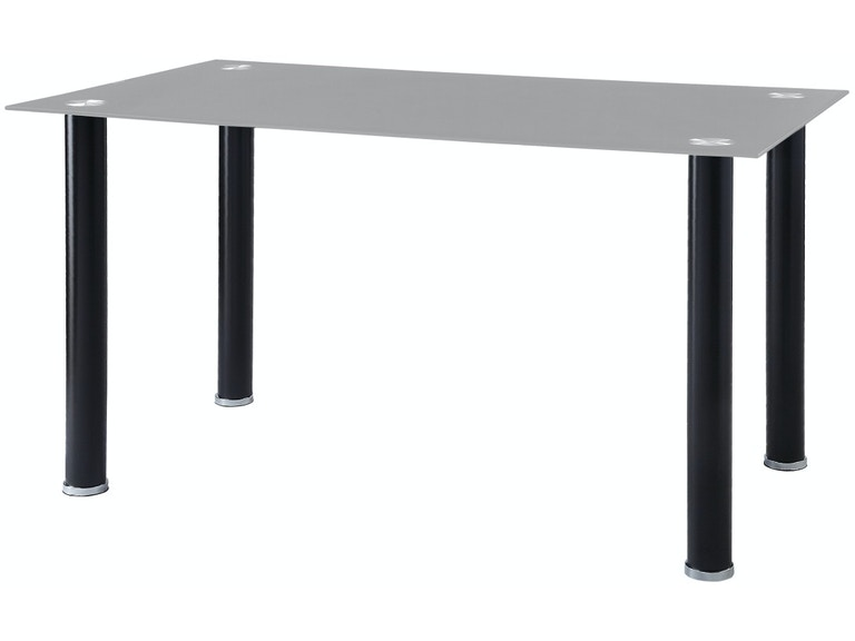 Homelegance 1 2dining Table Black 5538BK