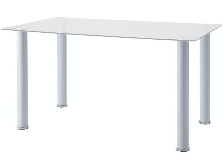 Homelegance Side Chair White P U 5538WS