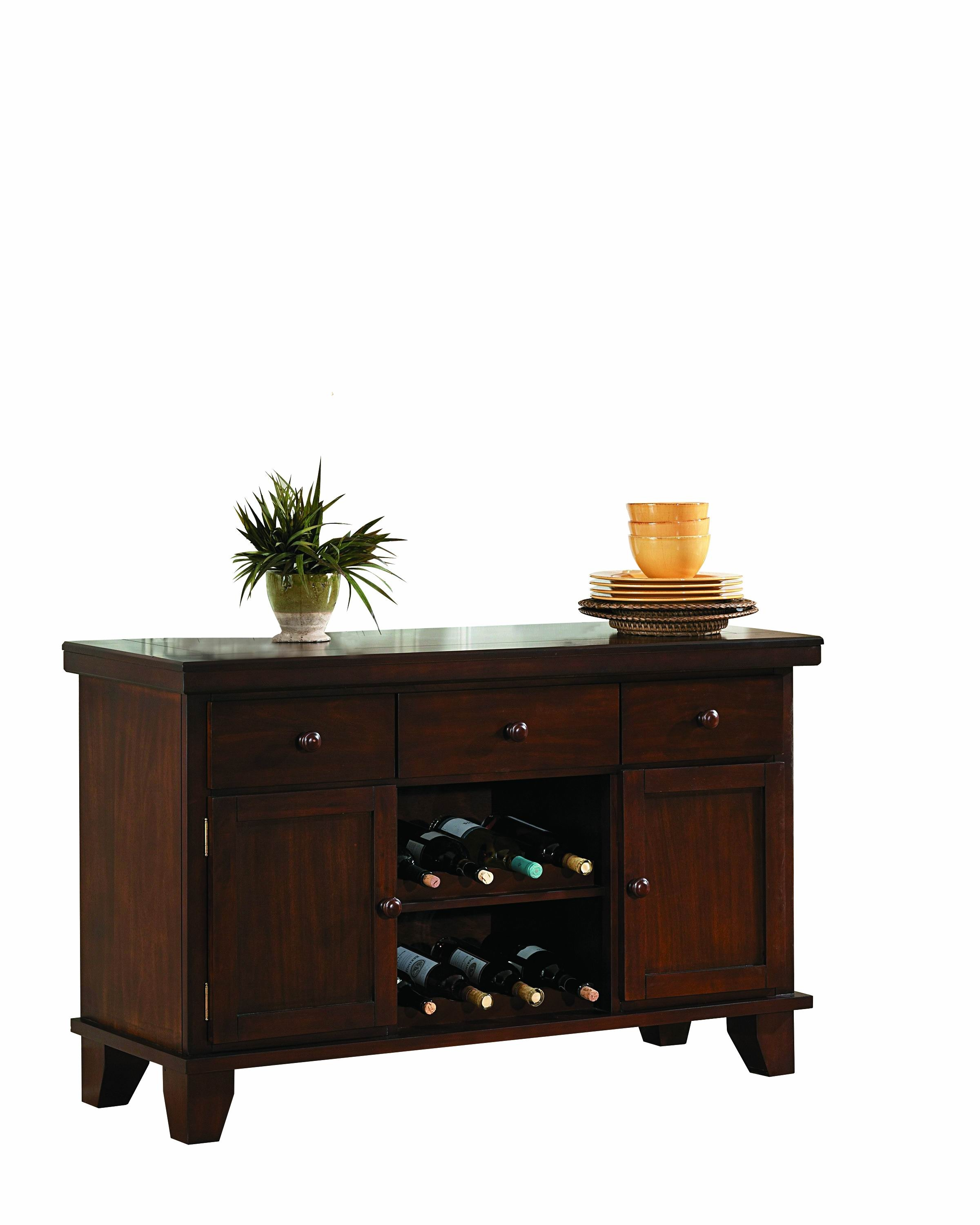 Dining room furniture server