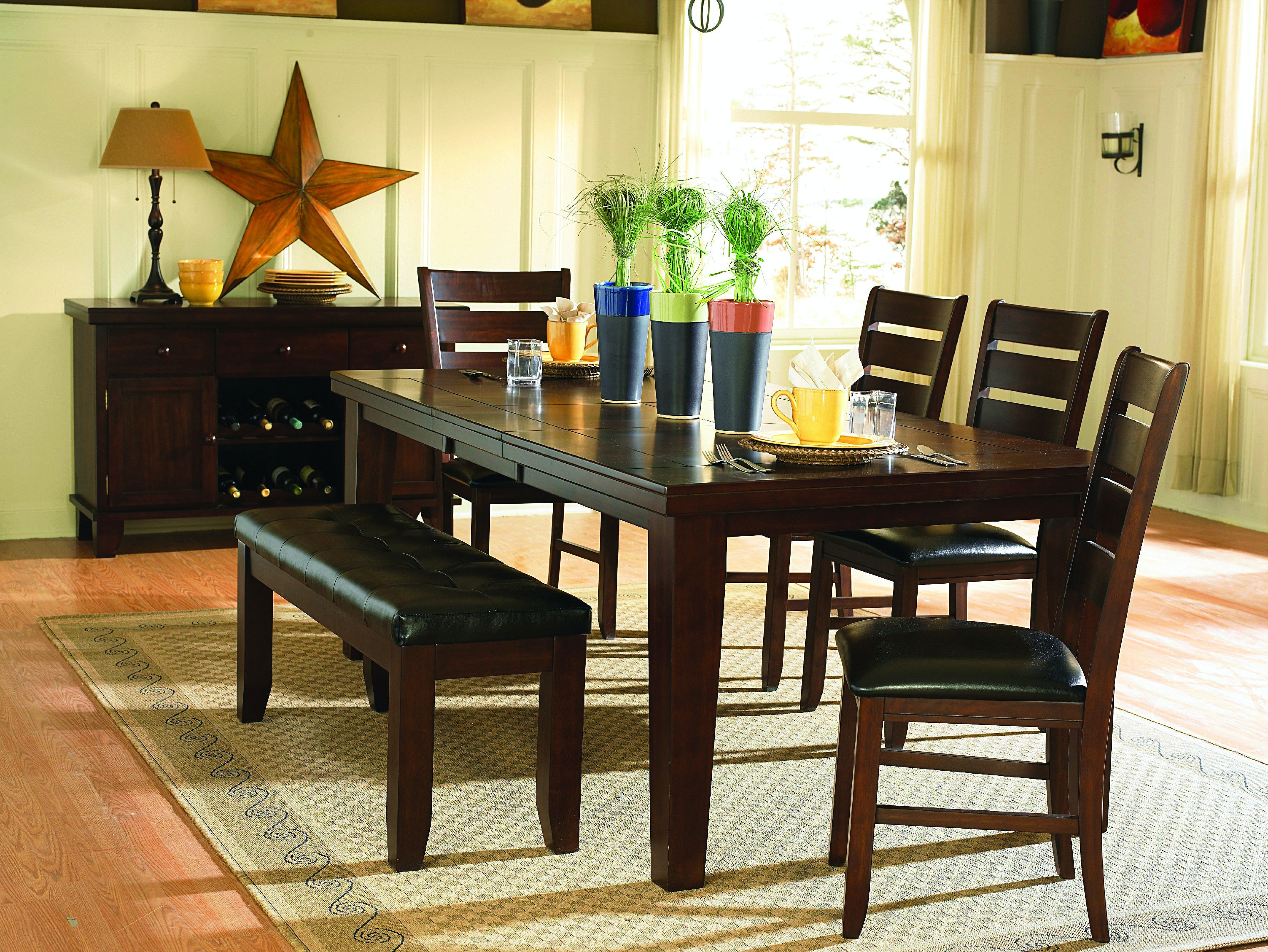 Homelegance Dining Table 586 82