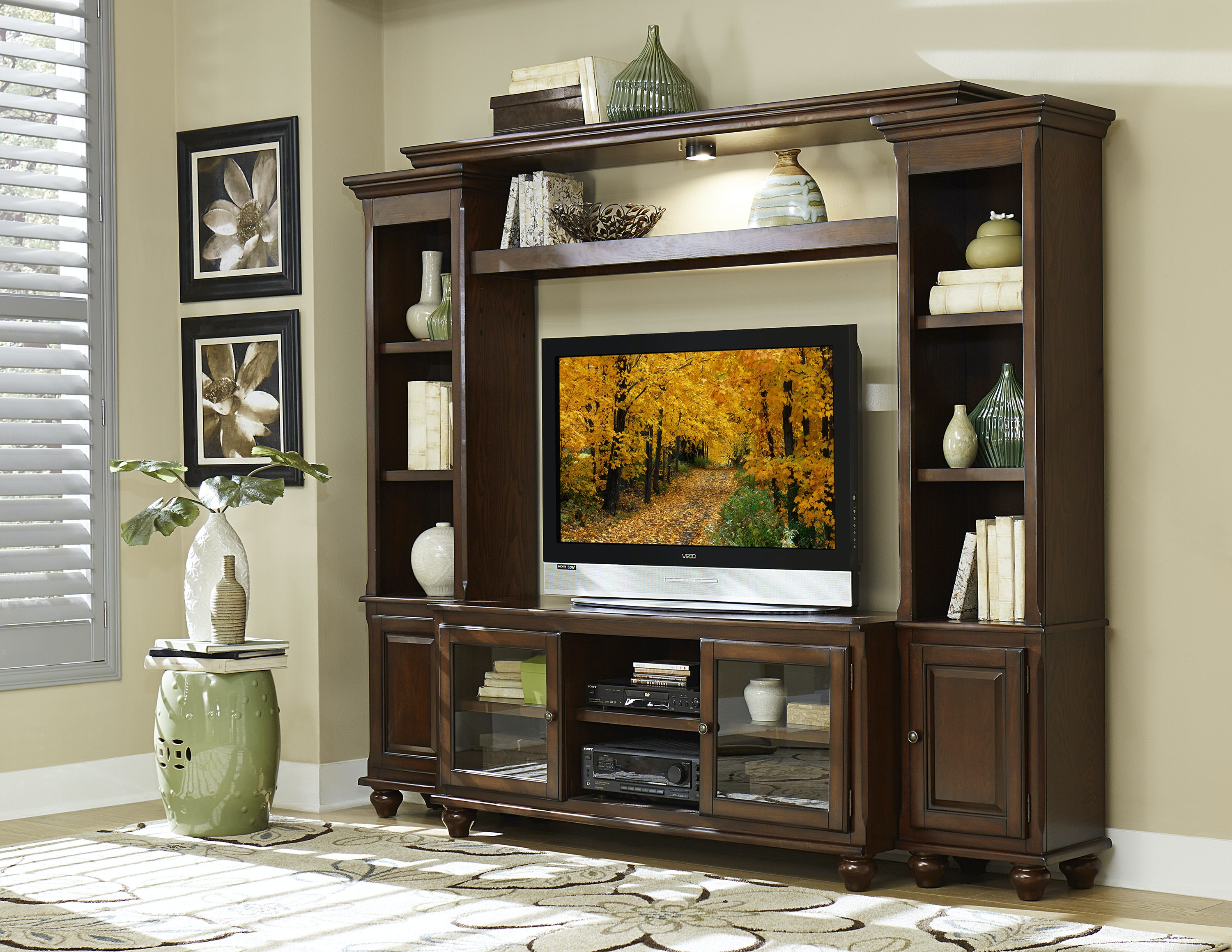 Homelegance TV Stand 8014 T