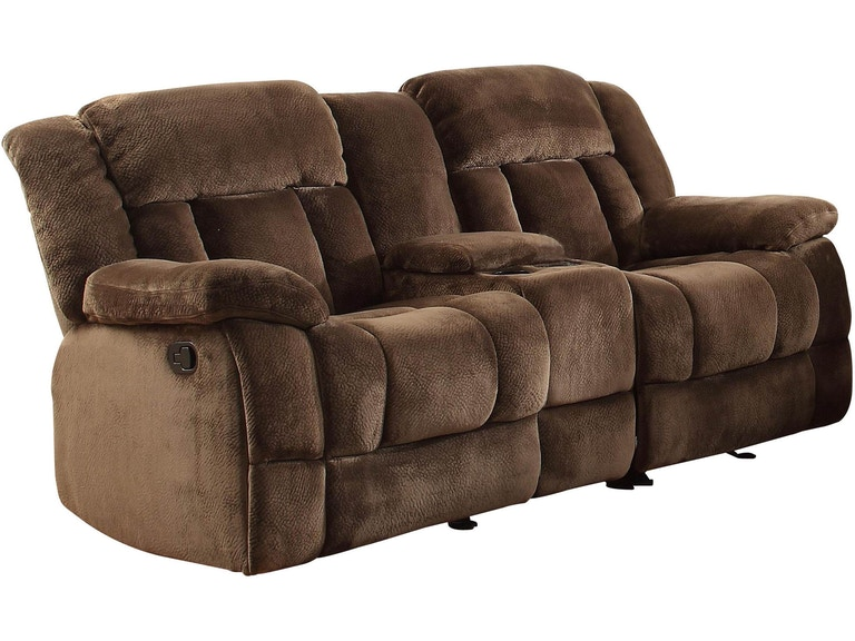 loveseat with center recliner jennings reclining power console recliners