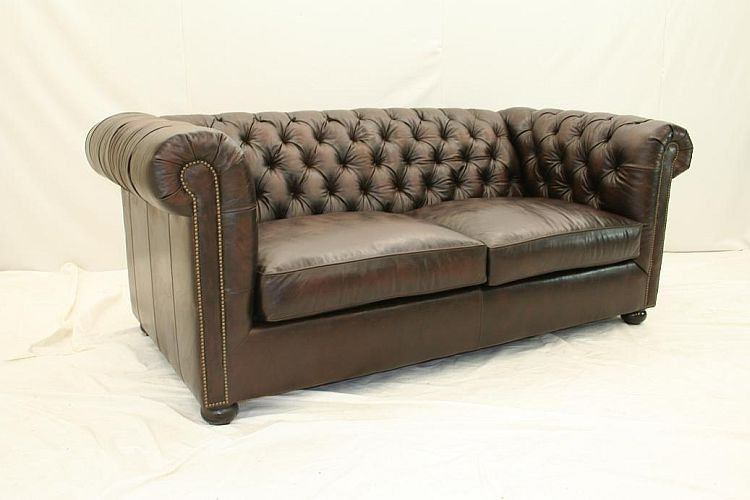 1010 03. Sofa · 1010 03 · Old Hickory Tannery