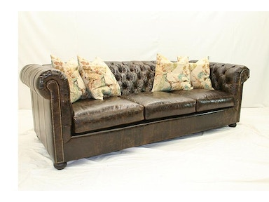 Old Hickory Tannery Sofa 1010-04