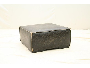 Old Hickory Tannery Ottoman 1023-00