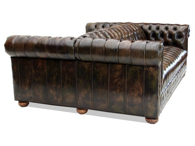 Old Hickory Tannery Double Sofa 1025-86