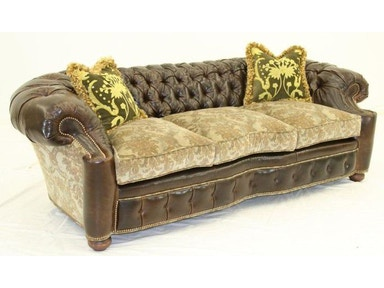 London City Club Large Sofa