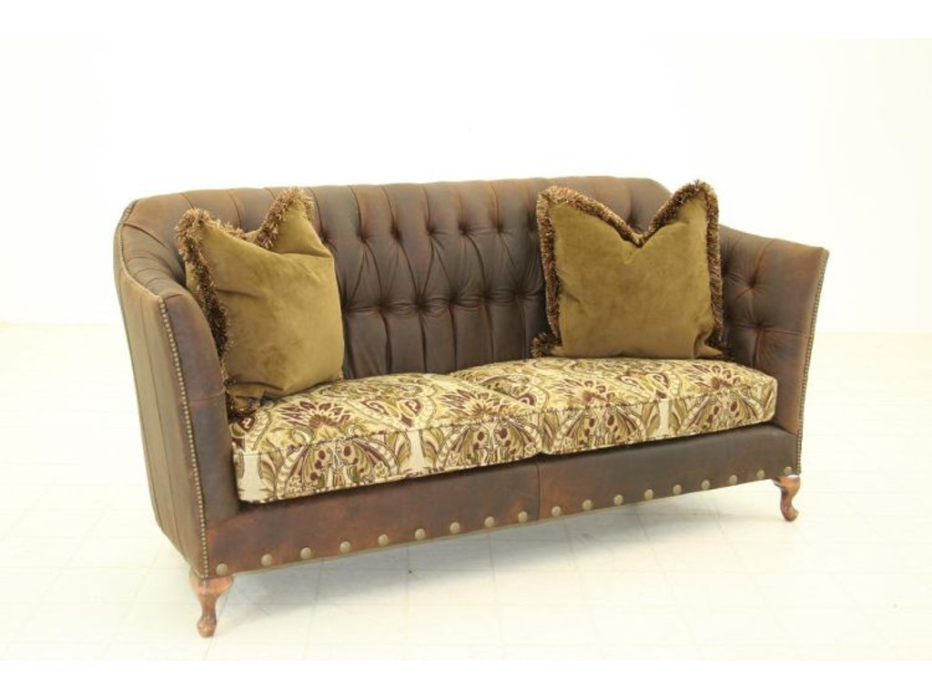 Old hickory tannery living room sofa 1281 03 north for North carolina furniture