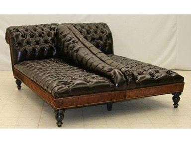 Double Back To Back Chaise