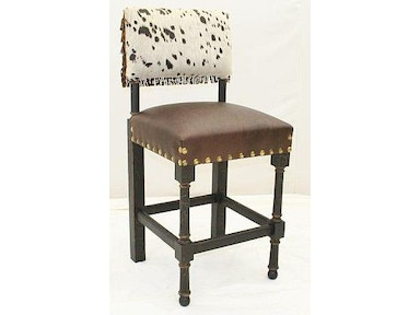 Short Stag Barstool