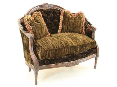 Tufted Back Chair/Settee