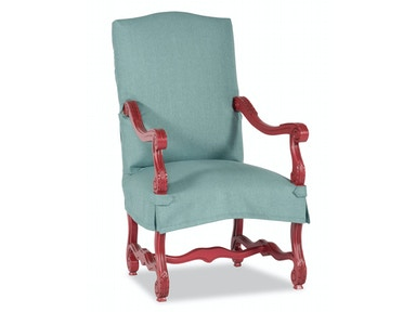 Paul Robert Chair Slipcover 1014 SHORT SLIP
