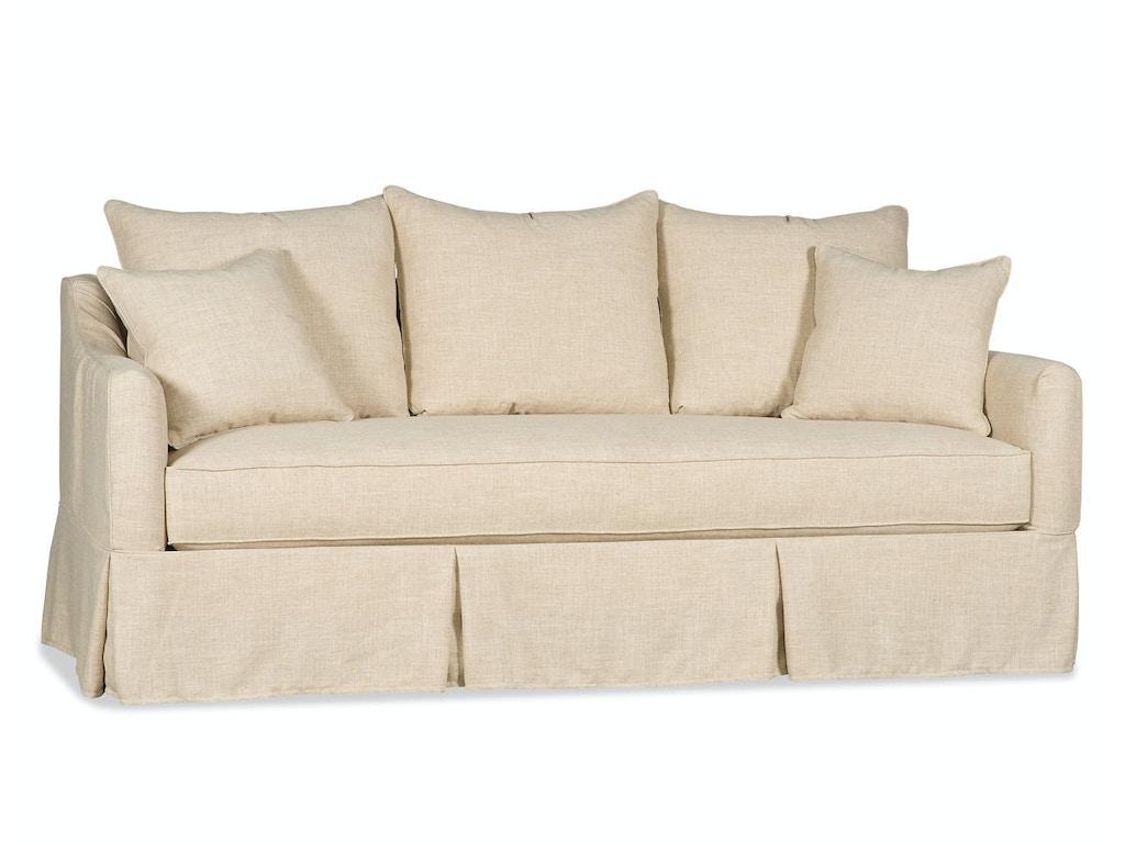 Compaul Roberts Sofa : Paul Robert Living Room Sofa Slipcover 122 SKIRTED SLIP - Mountain ...