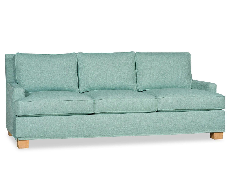 Compaul Roberts Sofa : Paul Robert Living Room Sofa Slipcover 671 SHORT SLIP - Mountain ...