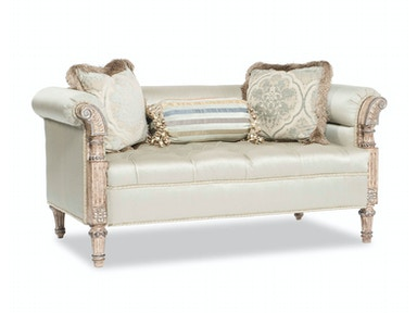 Paul Robert Mozella Settee 8055-60