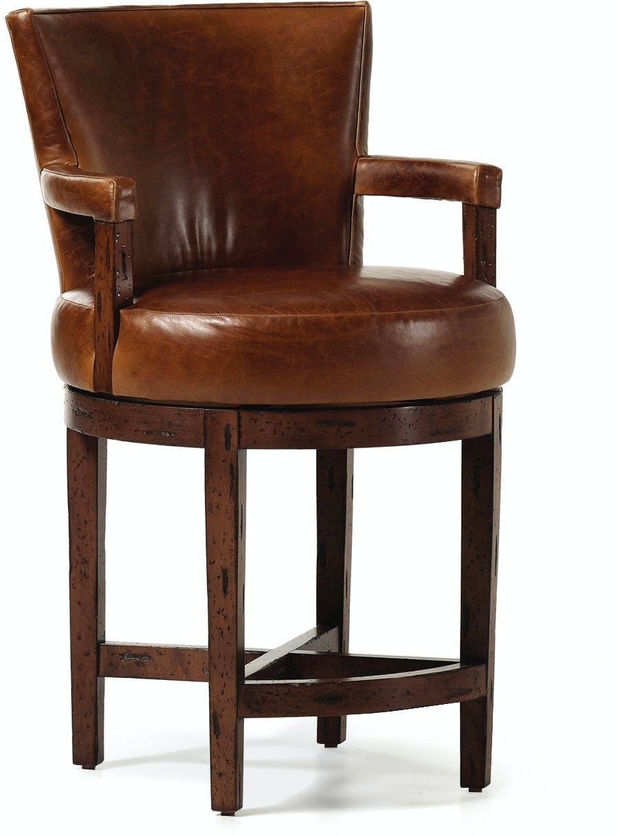Jessica Charles Bar And Game Room Melrose Memory Swivel