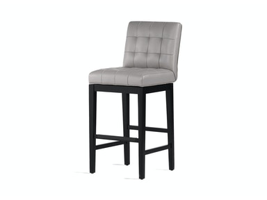 Jessica Charles Huron Memory Swivel Bar Stool