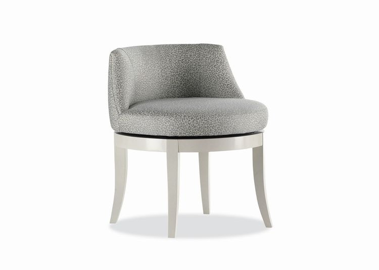 Jessica Charles Jacqueline Memory Swivel Chair 356 MS