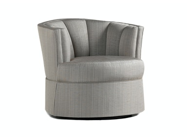 Jessica Charles Jude Swivel Chair With Skirt 165-S