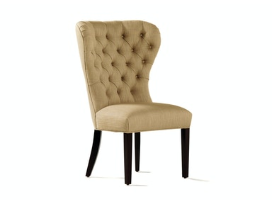 Jessica Charles Garbo Tufted Dining Chair 1917-T