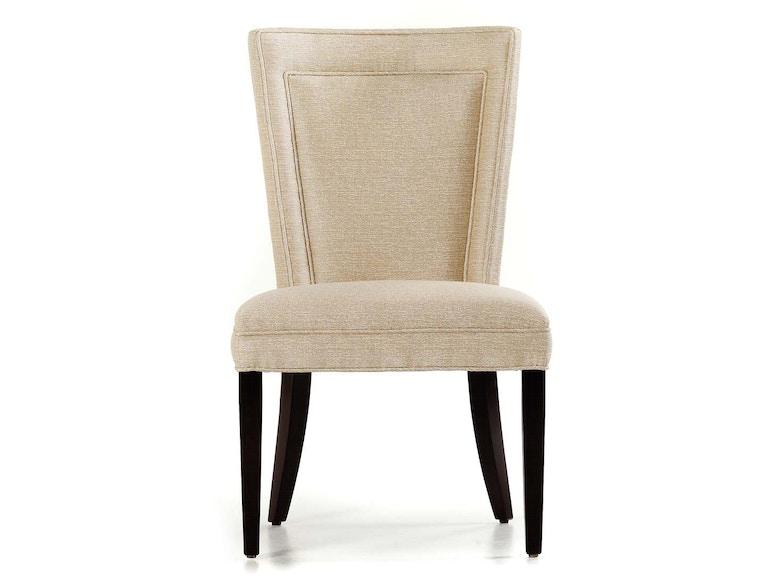 Jessica Charles Dining Room Colette Chair 1938 Georgia Furniture Savannah Ga