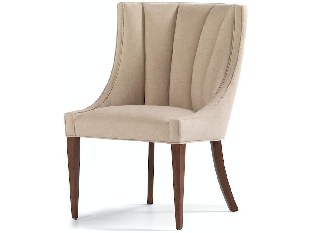 Jessica Charles Dining Room Rosa Dining Chair 1953 Saxon Clark Furniture Patio Design