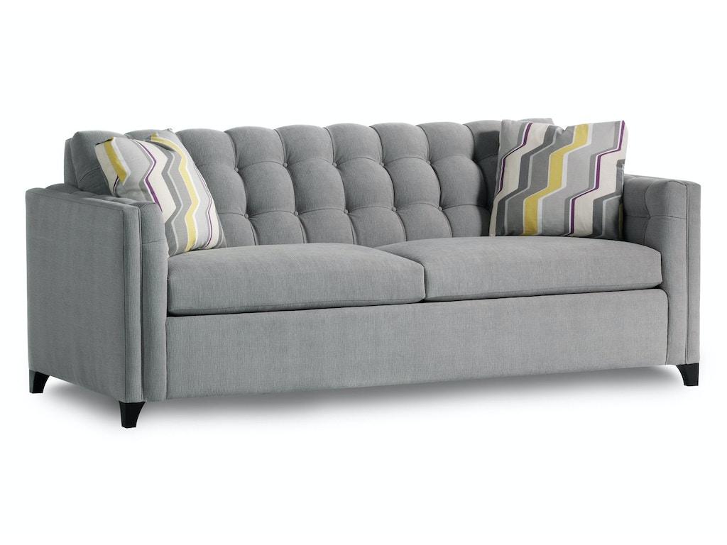 Jessica Charles Living Room Theodore Sleeper Sofa 2703