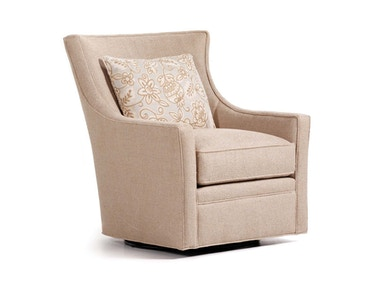 Jessica Charles Delta Swivel Chair 478-S