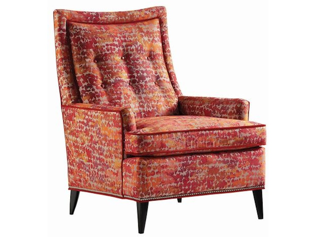 Jessica charles living room estate chair 175 north for North carolina furniture