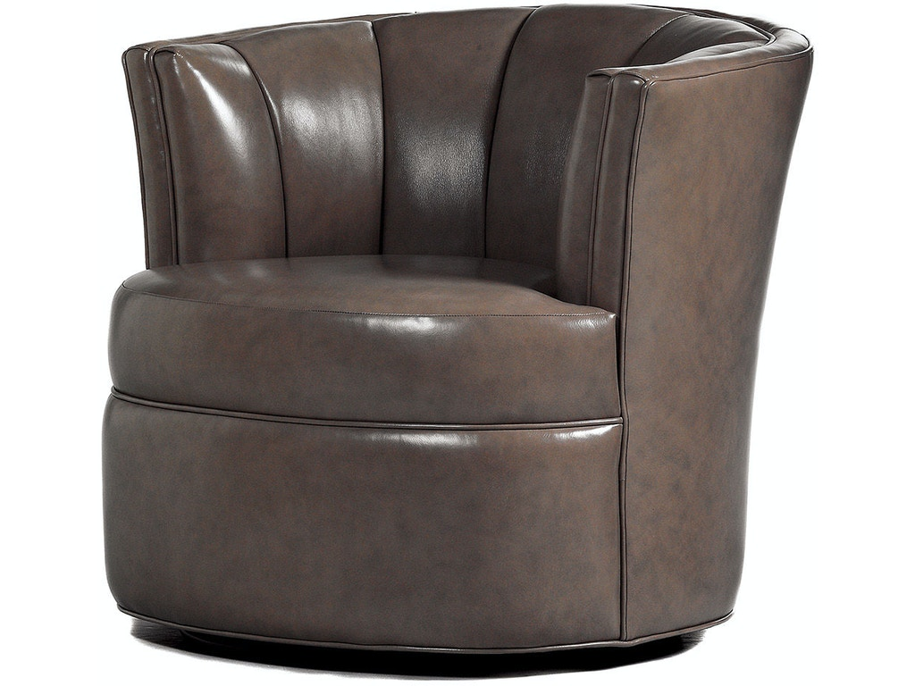 Jessica Charles Living Room Jude Swivel Chair 5165 S Louis Shanks Austin San Antonio Tx