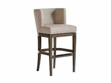 Jessica Charles Samuel Memory Swivel Bar Stool