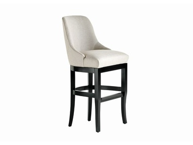 Jessica Charles Lauren Memory Swivel Bar Stool