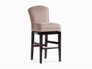 Jessica Charles Hattie Memory Swivel Bar Stool