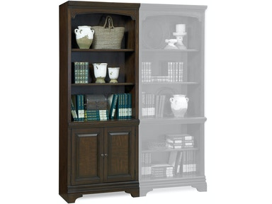 aspenhome Home Office Door Bookcase
