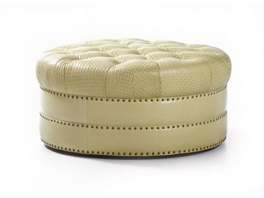 Hancock and Moore Fairbanks Tufted Cocktail Ottoman 027