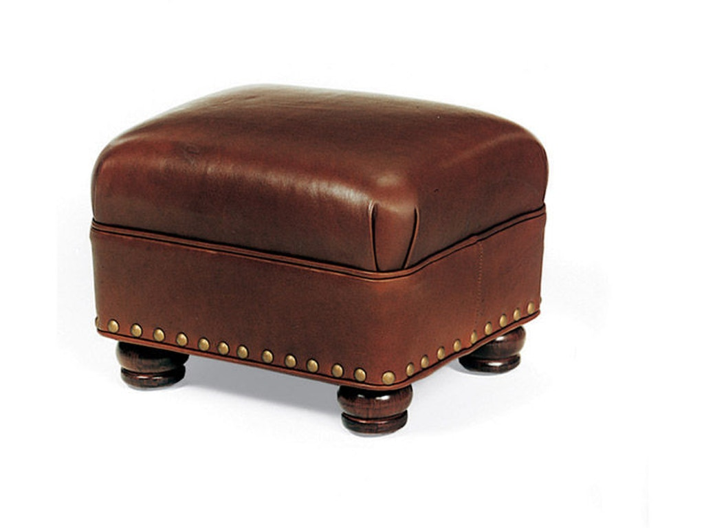 Hancock and moore living room footstool 099 stacy for Footstool living room