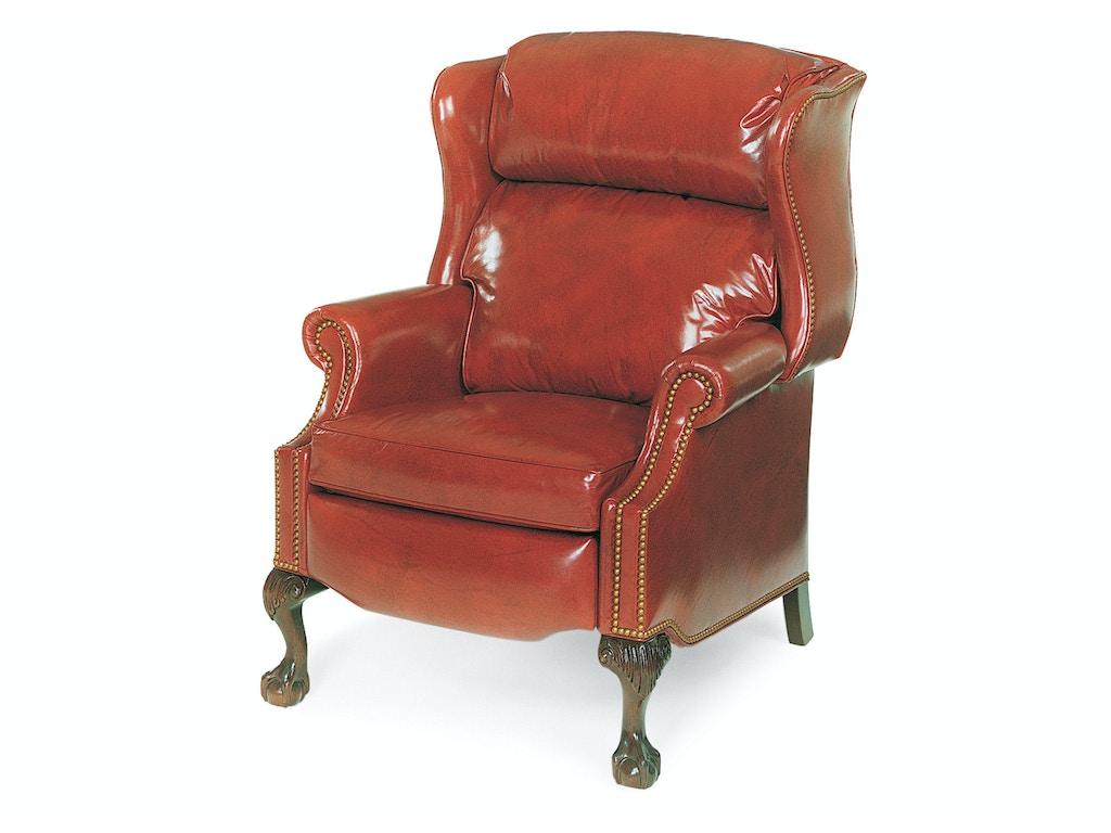 Hancock and moore living room sterling bustle back high leg power recliner 1003 pr norris - Living room furniture fort myers fl ...