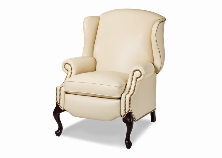 Bon Hancock And Moore Alexander Wing Chair Recliner 1006