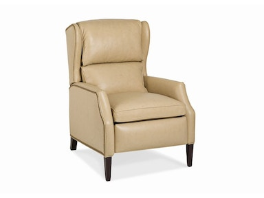 Hancock and Moore Sinclair Bustle Back Recliner 1065-B