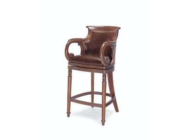 Hancock and Moore Jockey Club Swivel Counter Stool 115-24