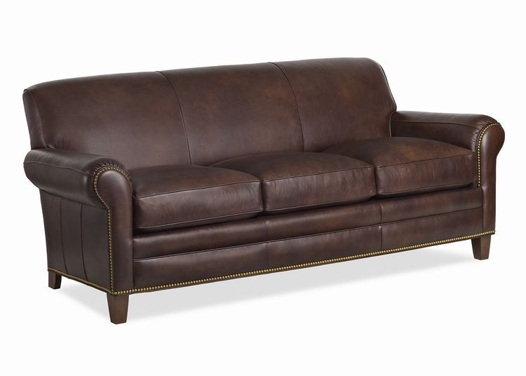Hancock And Moore Living Room Meadows Sofa 1297   Goodu0027s Furniture    Kewanee, IL