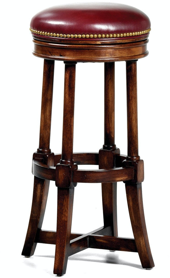 Hancock And Moore Bar And Game Room Thomas Counter Stool
